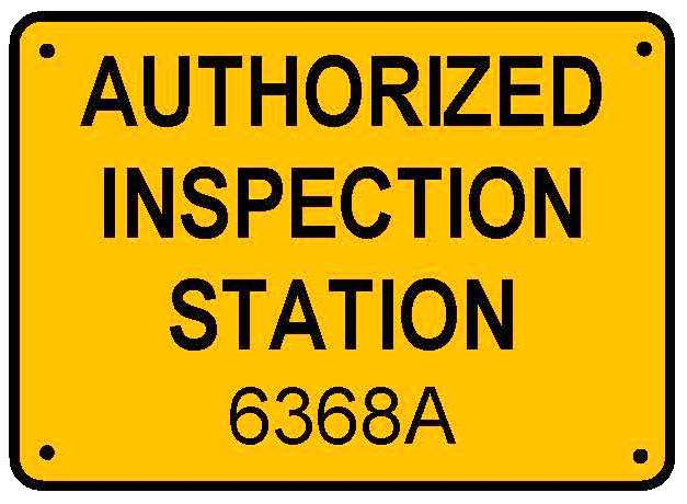 Maryland State Inspection Station in MD