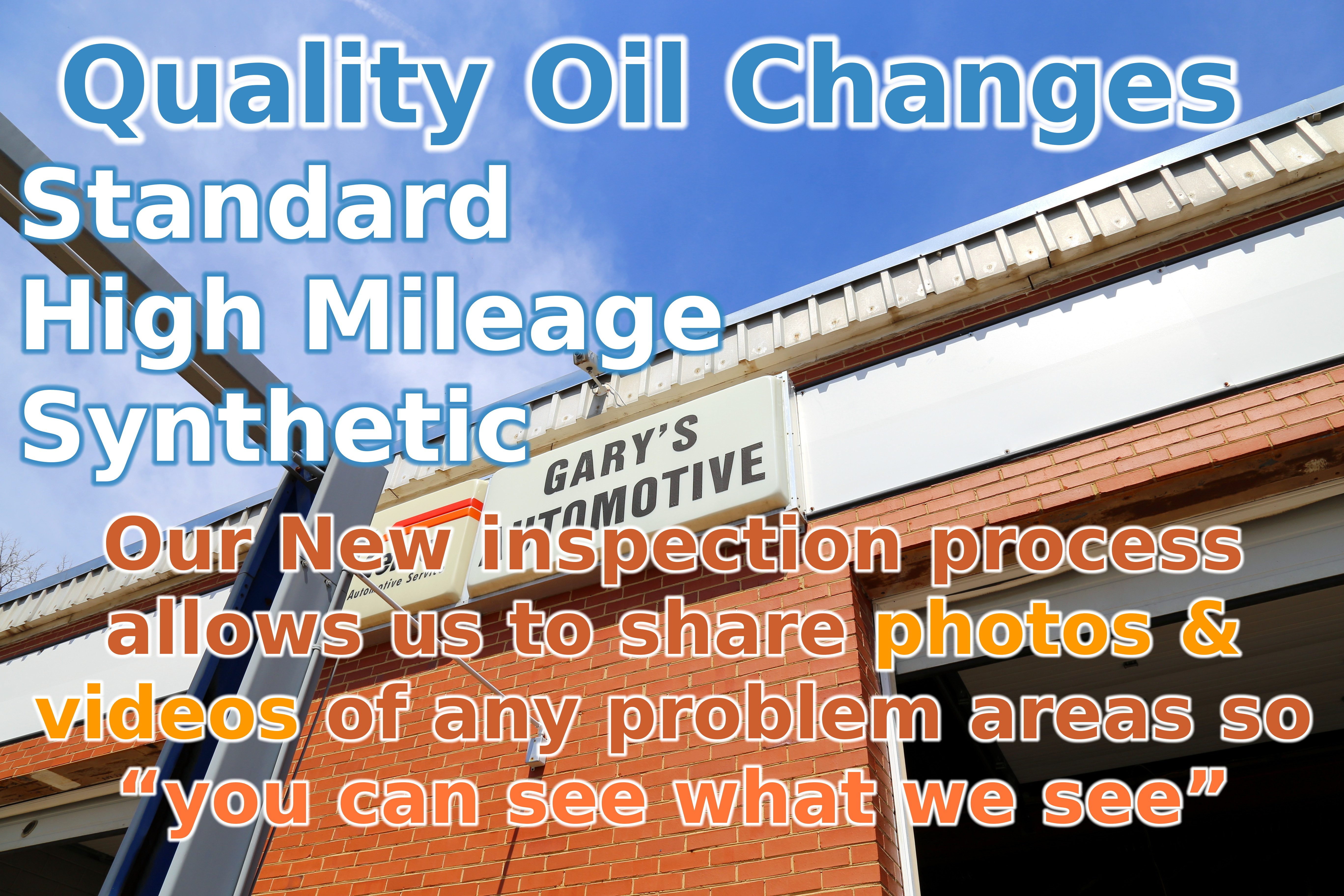 Oil Change in Laurel
